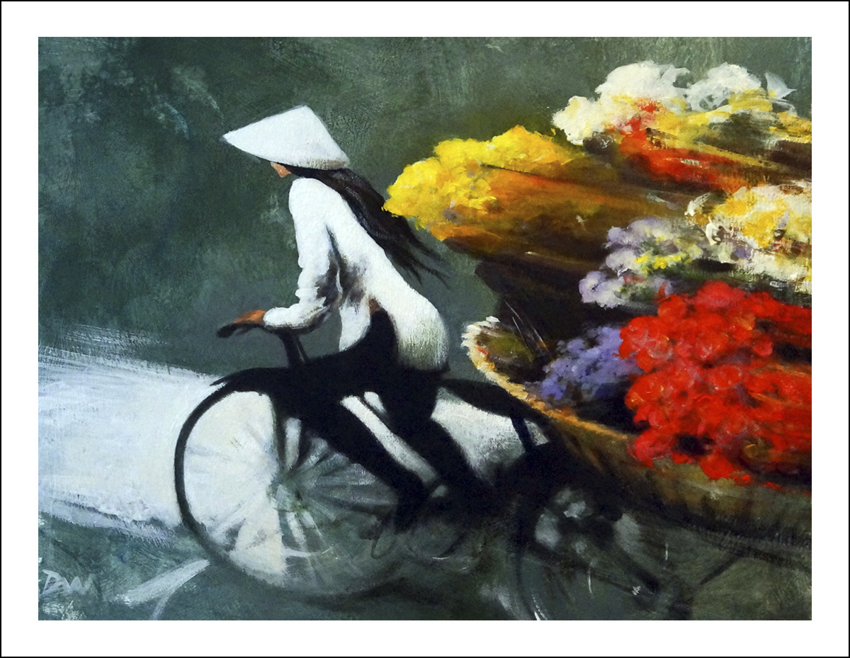 Flower Peddler